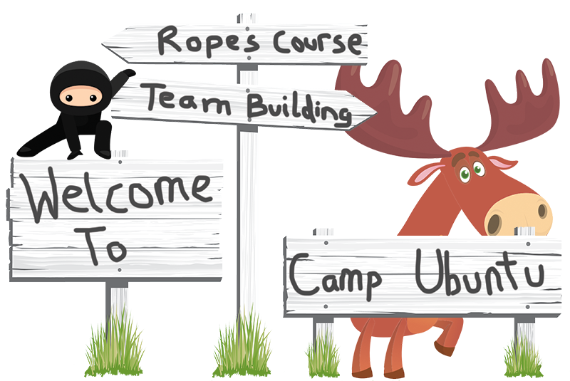 welcome-to-camp-ubuntu-chars